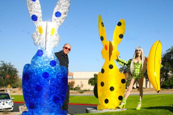Karen & Tony Barone for palm springs public arts commission 2